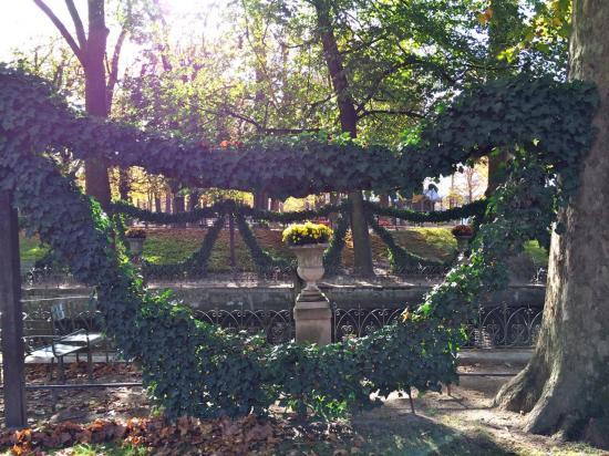 Jardin du Luxembourg - Fontaine Médicis - Paris