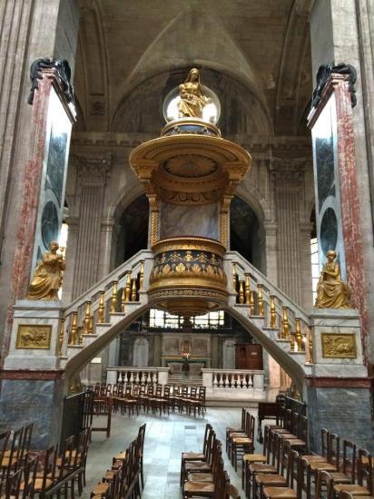 Eglise Saint Sulpice - Paris
