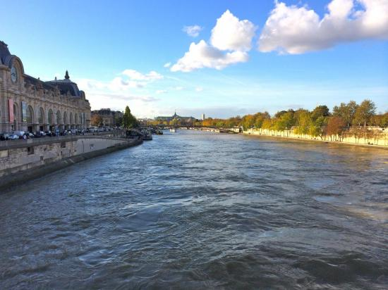 la Seine - Paris