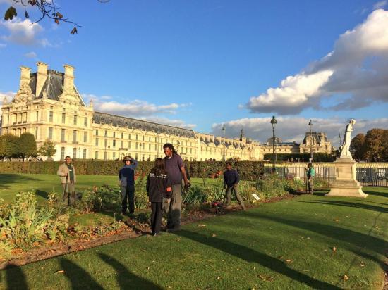 les Jardiniers des Tuileries