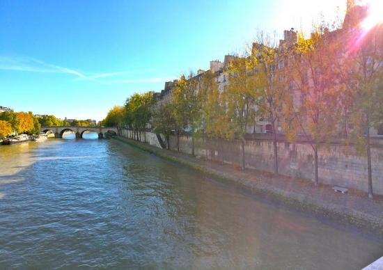 Ile Saint Louis - Paris 4e
