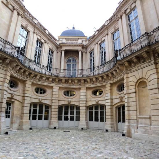 Hotel particulier - Paris 4e