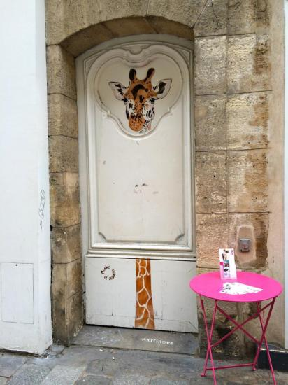 Street art - Paris - Marais