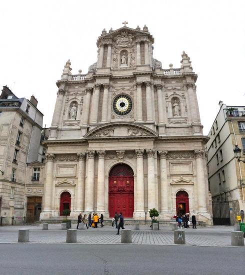 Eglise Saint Paul - Paris - Marais