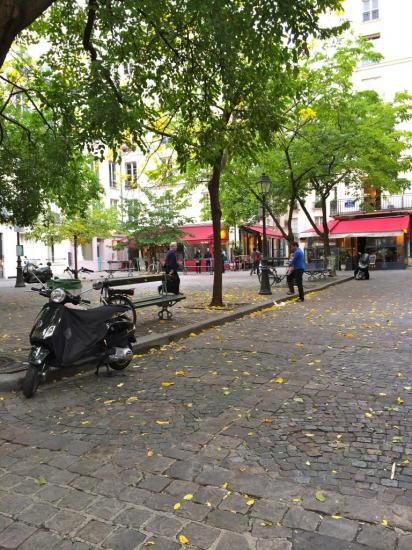 Place Sainte Catherine - Paris 4e