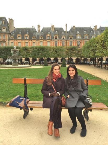 Place des Vosges - Paris 4e