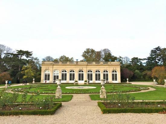 Orangerie de Bagatelle - Paris