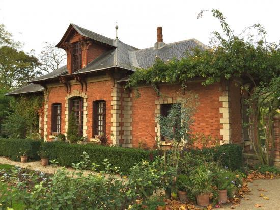 Petite maison - Jardin de Bagatelle - Paris