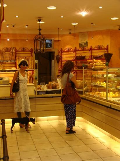 Paris 17e - boulangerie