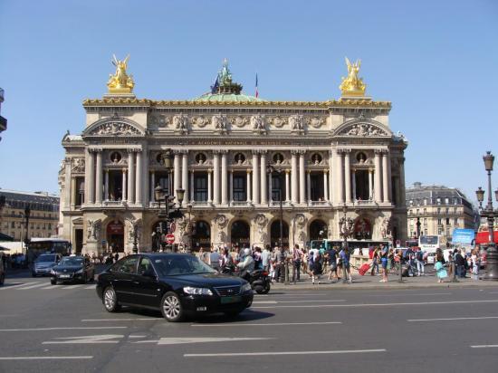 Paris 2e - Opéra Garnier