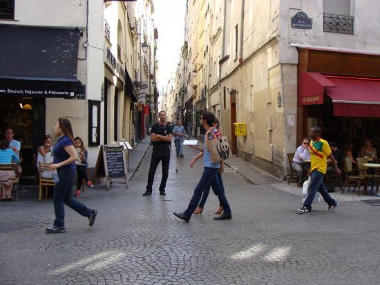 Paris 2e - Quartier Montorgueil 2