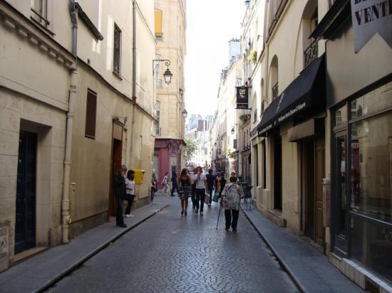 Paris 2e - Quartier Montorgueil