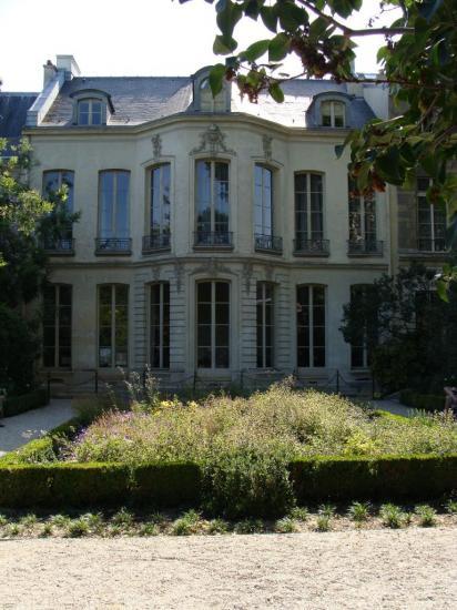 Paris 3e - jardin à la française 2