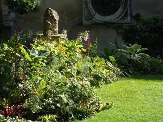 Paris 3e - jardin
