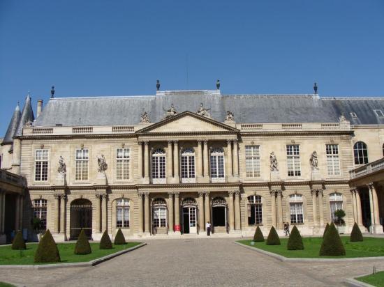 Paris 3e - Palais de Soubise 11