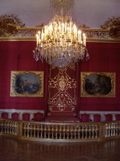 Paris 3e - Palais de Soubise - Chambre de la Princesse