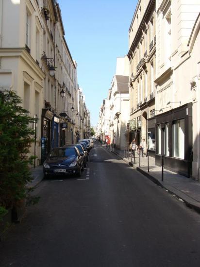 Paris 3e - rue Charlot