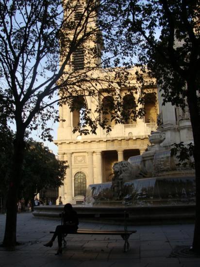 Paris 6e - Saint Sulpice 2