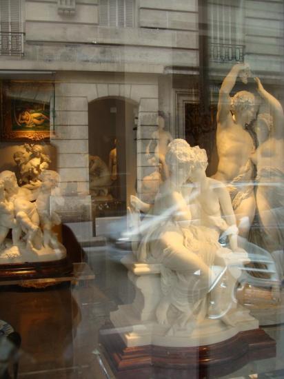 Paris 8e - galerie