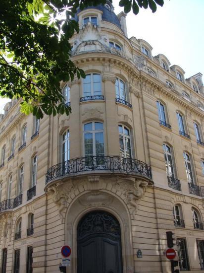 Paris 8e - immeuble