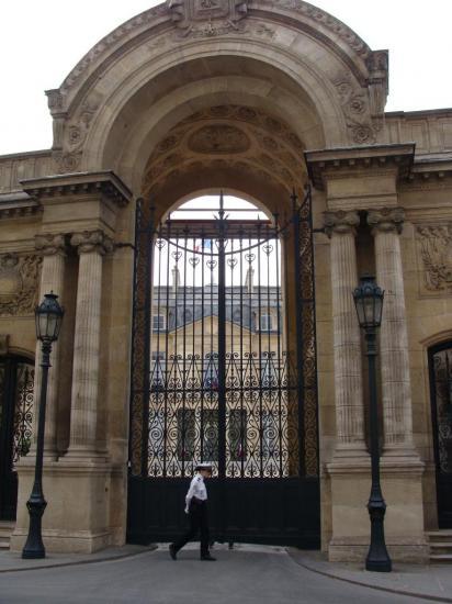Paris 8e - Palais de l'Elysée