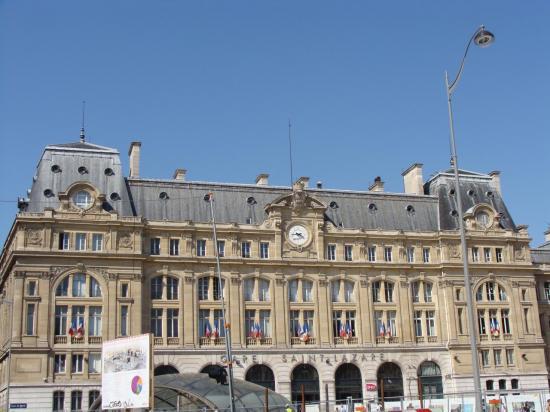 Paris - Gare Saint Lazare