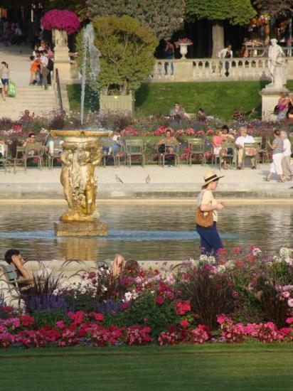 Paris - Jardin du Luxembourg 1