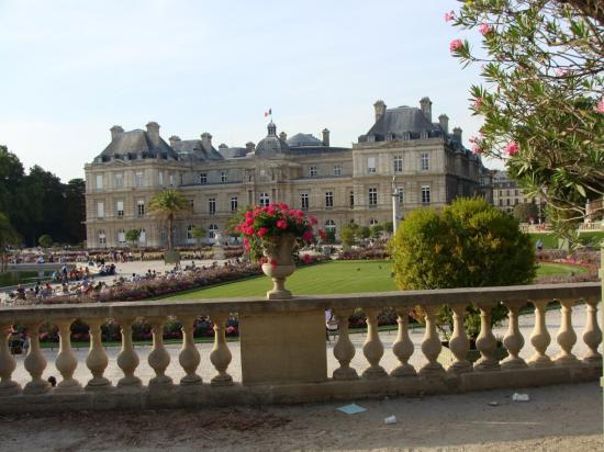 Paris - Jardin du Luxembourg 10