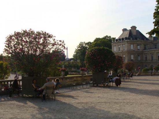 Paris - Jardin du Luxembourg 11