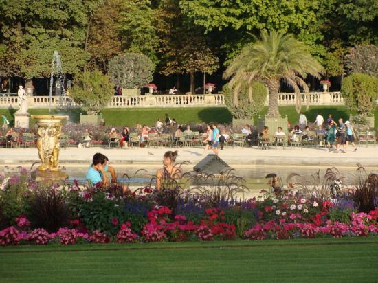 Paris - Jardin du Luxembourg 2