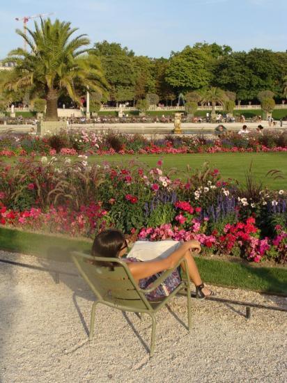 Paris - Jardin du Luxembourg 4