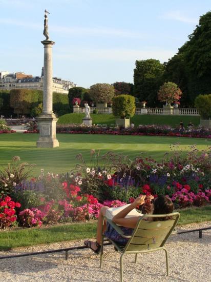 Paris - Jardin du Luxembourg 5