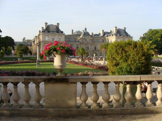 Paris - Jardin du Luxembourg 7