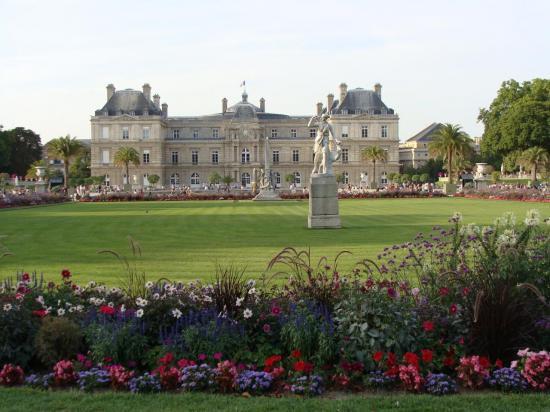 Paris - Jardin du Luxembourg 8
