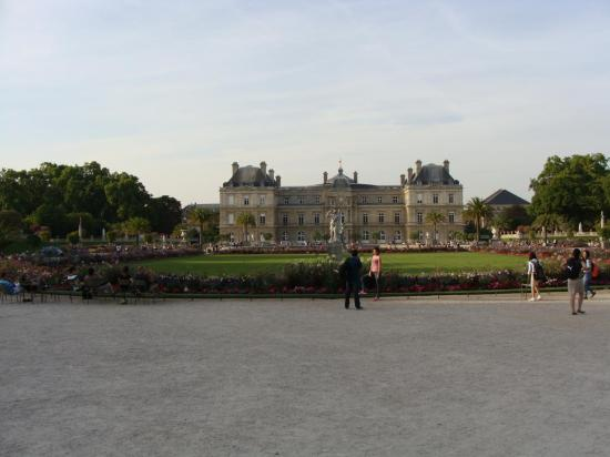 Paris - Jardin du Luxembourg 9
