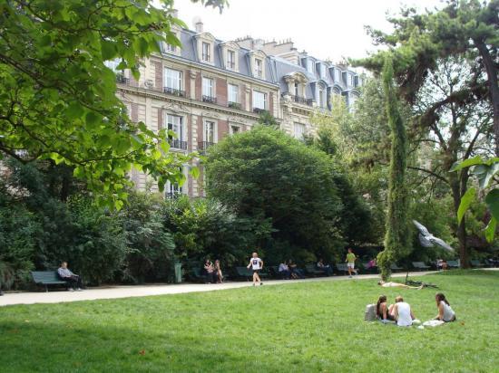 Paris - Parc Monceau 10