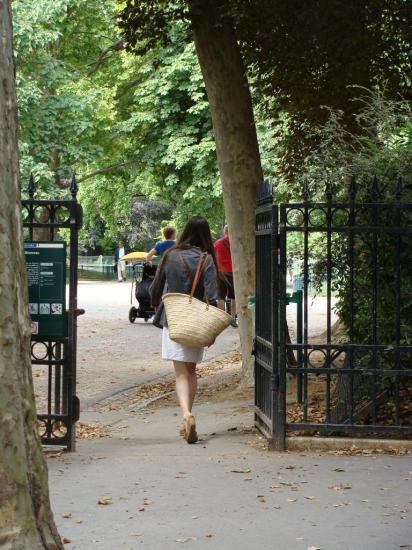 Paris - Parc Monceau 11
