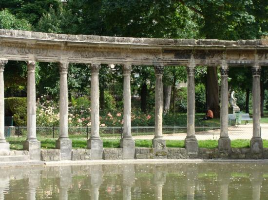 Paris - Parc Monceau 2