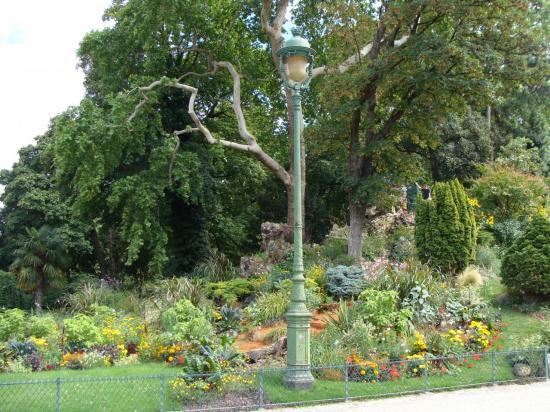 Paris - Parc Monceau 4