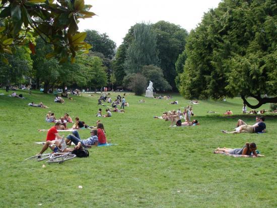 Paris - Parc Monceau 5