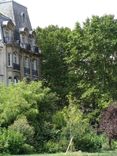 Paris - Parc Monceau 7