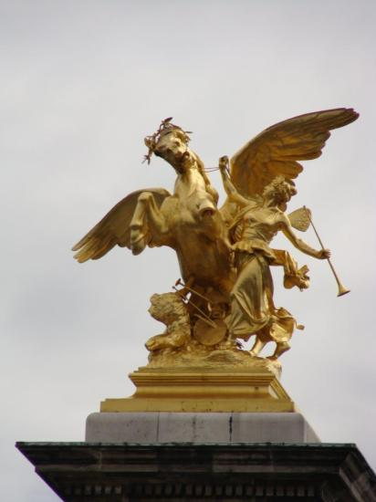 Paris - Pont Alexandre III'