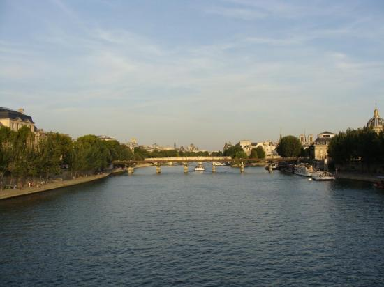 Paris - Pont des Arts 1