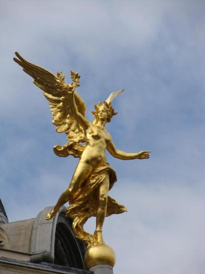 Paris - sculpture