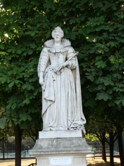 Reine de France - Marie de Medicis