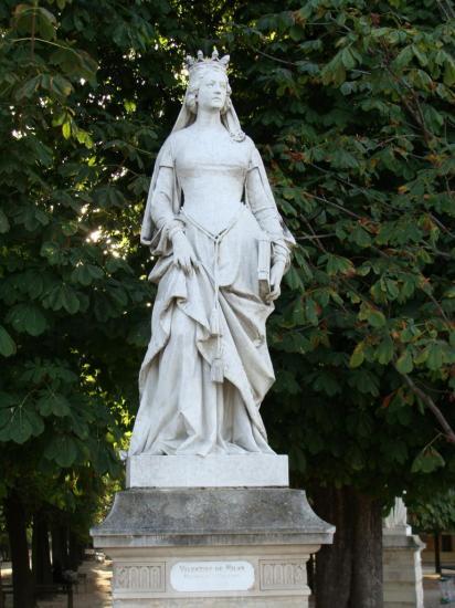 Reine de France - Valentine de Milan